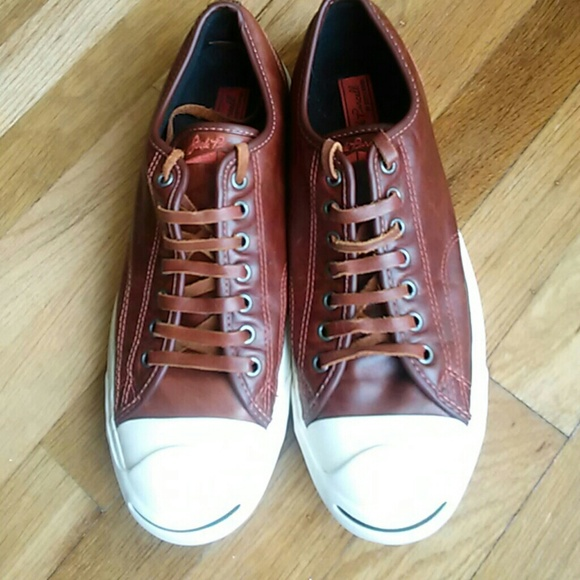 1653efa56974 Converse Jack Purcell Leather Sneakers. M 5b42719bbb7615f2637c992a